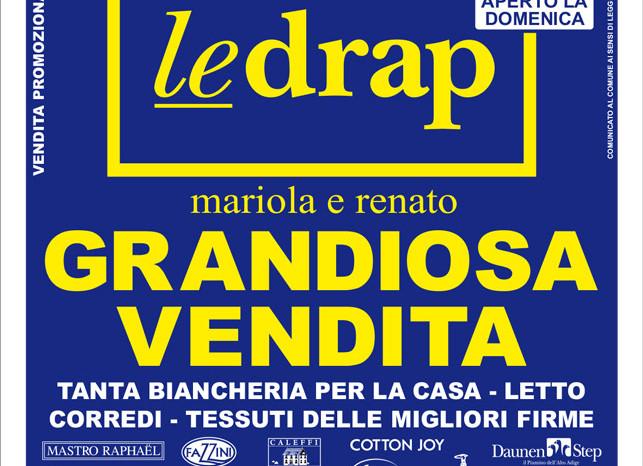 Organizzazione Vendita Promozionale Le Drap Chiaravalle