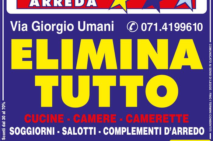 Organizzazione Ribassi di Arredamenti Tre Stelle Ancona e Bologna