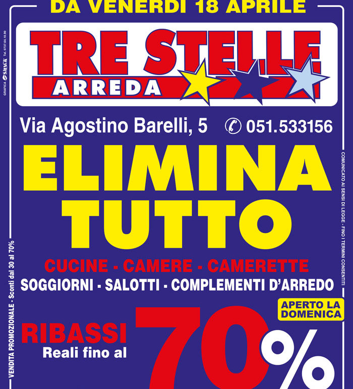 Emejing Tre Stelle Arreda Catalogo Pictures - ubiquitousforeigner ...