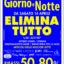 A NOLA GIORNO&NOTTE  ELIMINA TUTTO FINO ALL'80%