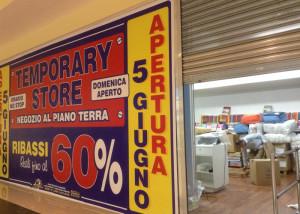 Allestimento Temporary Store ViboCenter