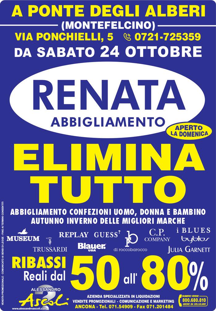 Organizzazione Vendita Promozionale Renata