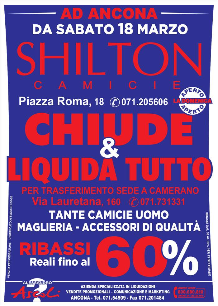 Liquidazione Shilton Camicie