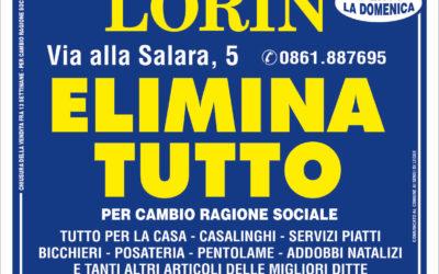 SANT'OMERO: LA CASA DI LORIN ELIMINA TUTTO!!!