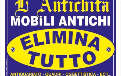 Roma: L'Antichità Mobili Antichi ELIMINA TUTTO!