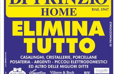CHIETI: DI PRINZIO ELIMINA TUTTO!