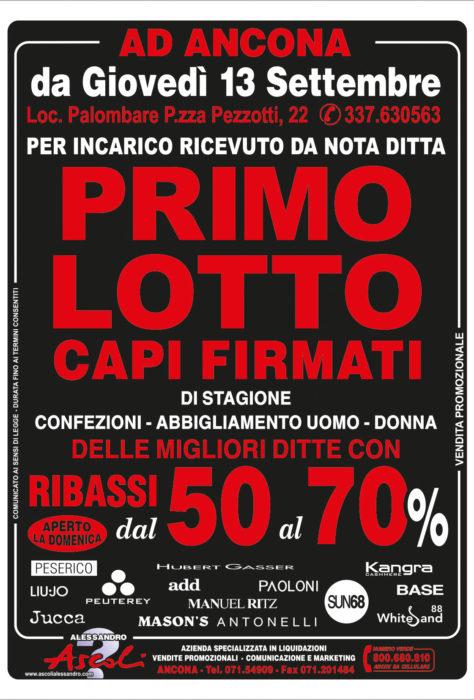 ANCONA: TEMPORARY CAPI FIRMATI!!!