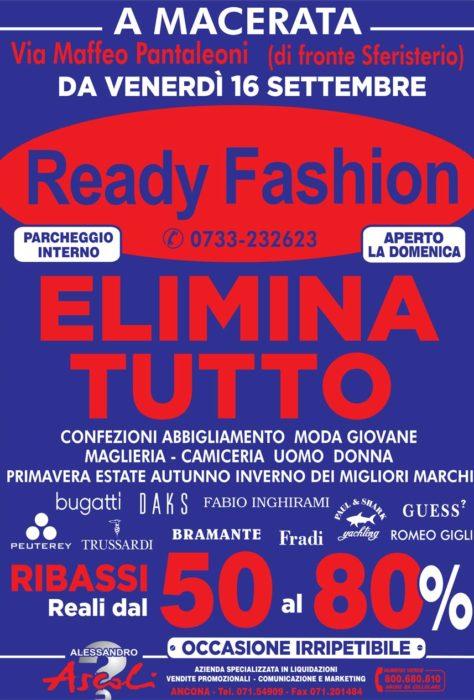 Svendita Ready Fashion Abbigliamento