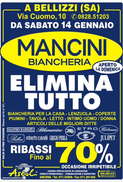 Svendita Mancini Biancheria
