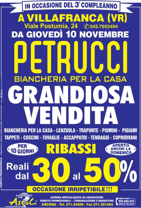 Svendita Petrucci Biancheria per la casa